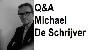 Q&A MichaelDeSchrijver