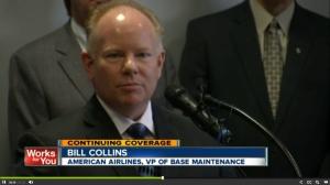 Bill Collins VP AA